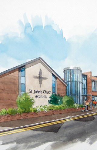St John's Church_revised rotunda