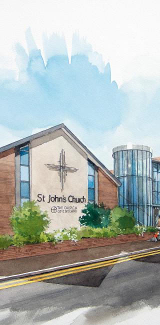 St John's Church_revised rotunda